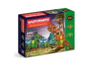 Magformers Walking Dinosaur Set