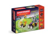 Magformers Zoo Racing Set