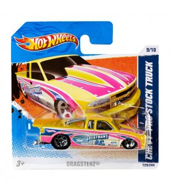 Базовые машинки Hot Wheels
